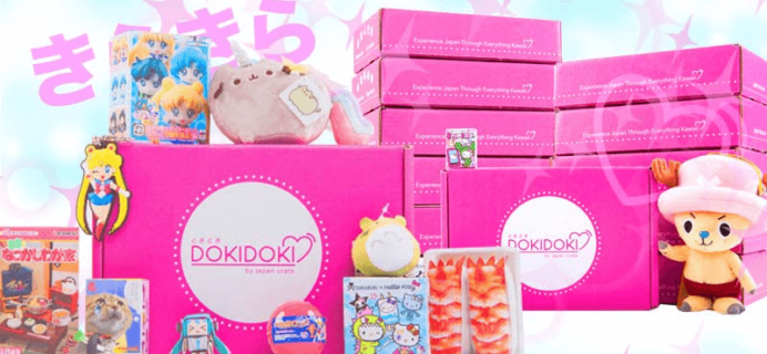 Doki Doki Crate December 2015 Spoilers – New Kawaii Subscription Box!