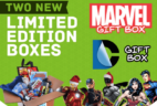 Hero Box Marvel & DC Comics Limited Edition Mystery Gift Boxes Now Available!