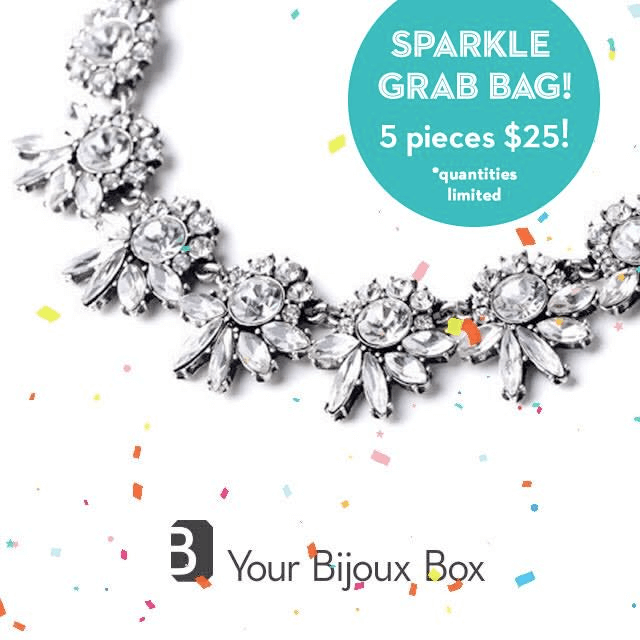 Your Bijoux Box Black Friday Grab Bags – Available NOW!