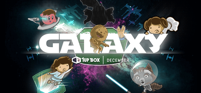December 2015 1Up Box Spoilers: GALAXY