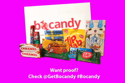 Bocandy Cyber Monday Deal! – First Box $6.89