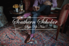 Southern Scholar Mens' Dress Socks Subscription Box 50% Off Black Friday Deal!