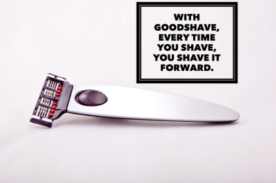 Goodshave Cyber Monday Deal: Save 25% On First Package!