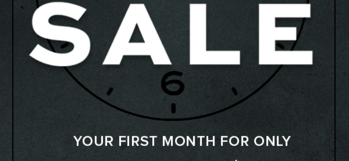 Five Four Club Black Friday Deal: First Month $25 – Save $35!