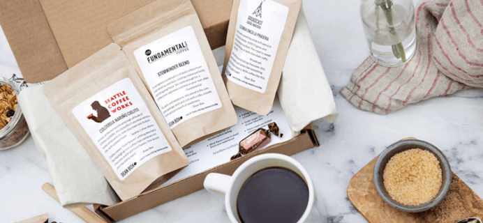 Bean Box Coffee Cyber Monday Deal: 20% off $60+ shop orders!