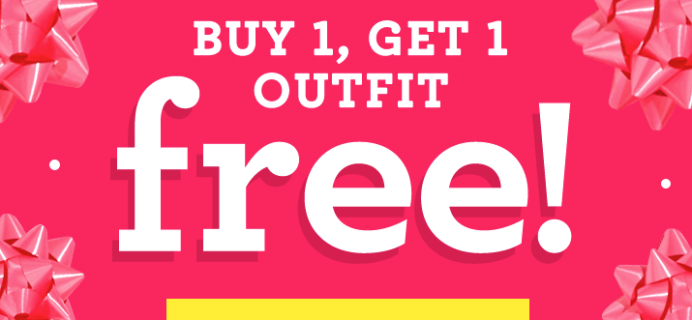 Fabkids Cyber Monday Deal: Buy One Get One Sale + New Members First Outfit $10!