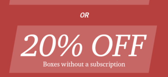 Huge Bespoke Post Cyber Monday 2015 Deal: 40% Off First Box!