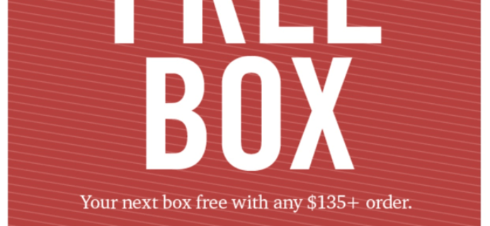 Bespoke Post Cyber Monday 2015 Deal: Free Box Credit ($45) With $130  Purchase!