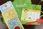 Kidstir October 2015 Subscription Box Review