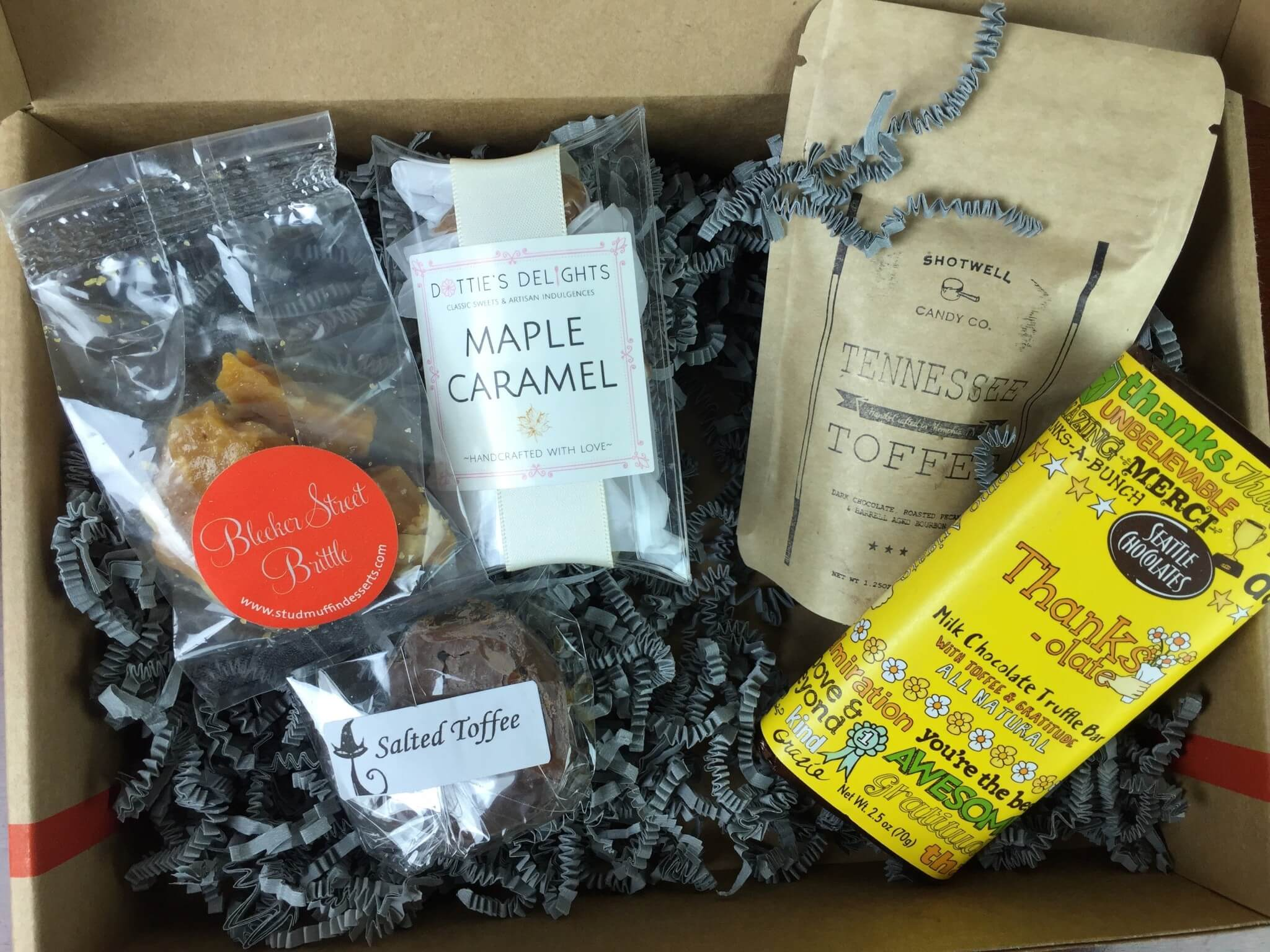 Orange Glad November 2015 Subscription Box Review + Coupon