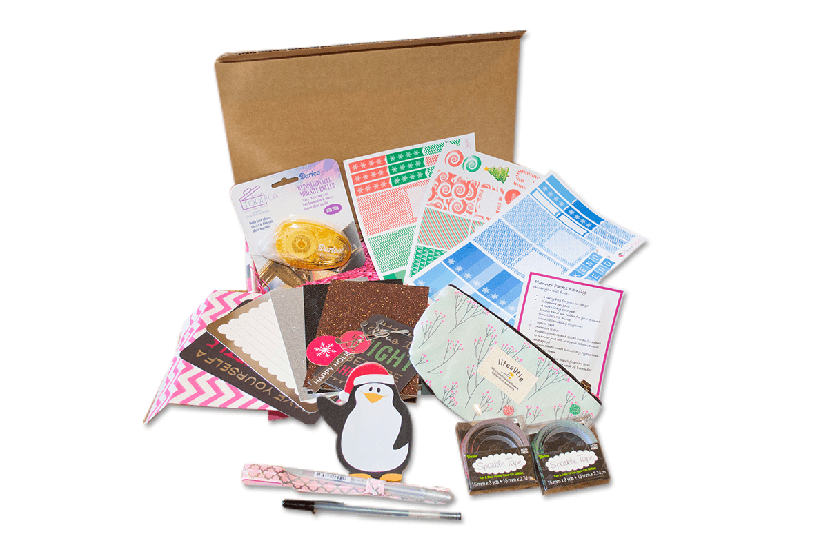 Planner Packs Cyber Monday Deal: 15% Off First Month!