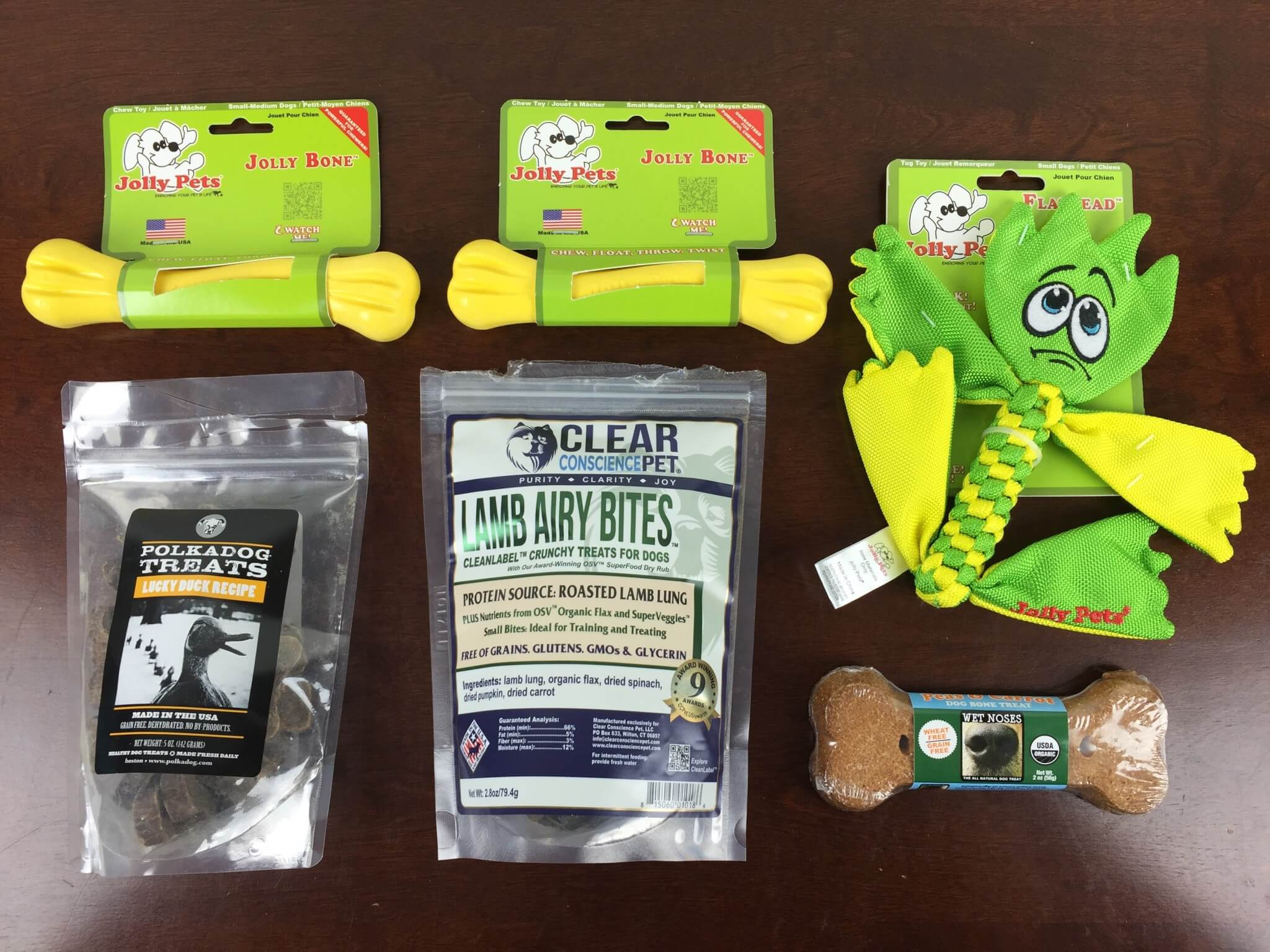 PupJoy October 2015 Subscription Box Review + Coupon