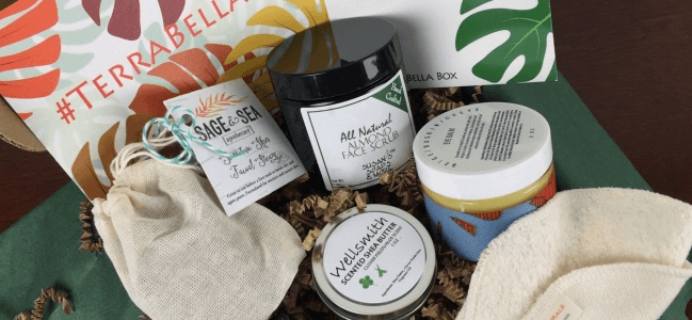FREE Terra Bella Trial Box With Subscription – Today Only!