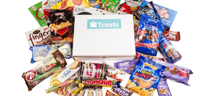 Treats Box Coupon: Get 15% Off Your First Box!