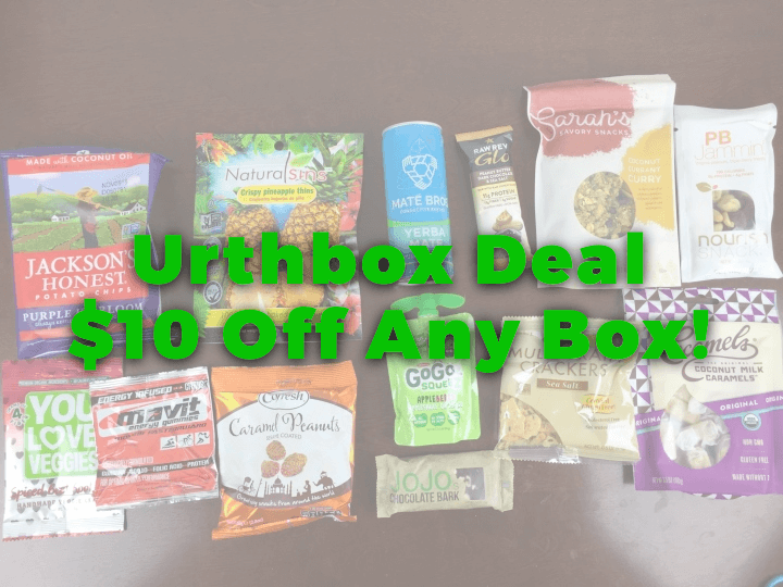 urthbox holiday coupon code