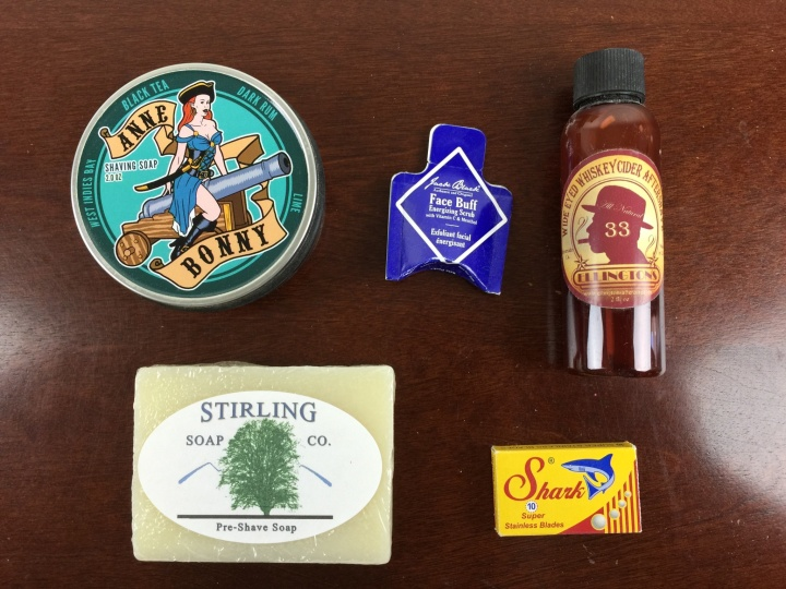 wet shave club mens october 2015 review