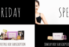 Yogi Surprise Black Friday Deal: 30% Off Subscriptions + 10% Off Gifts & Holiday Bonus Box!