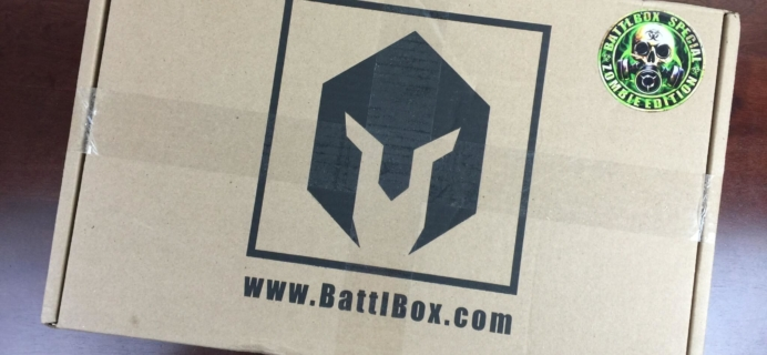 BattlBox Survival & Tactical Gear Subscription Box Review & Coupon Code – October 2015