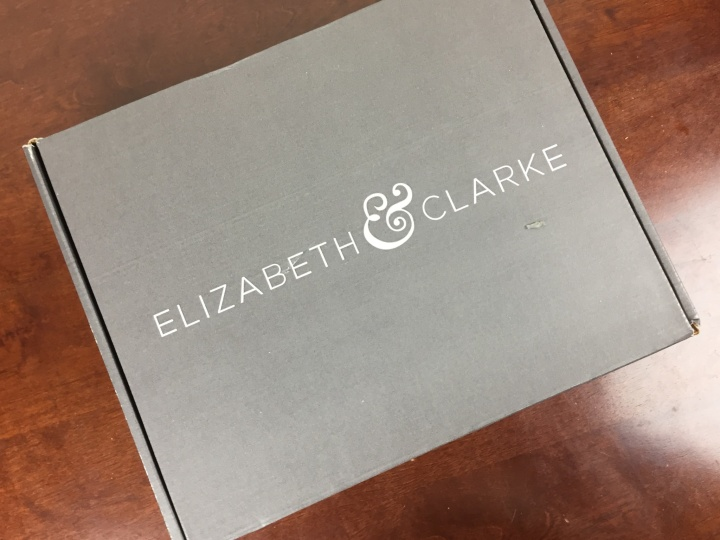 Elizabeth & Clarke Winter 2015-2016 box
