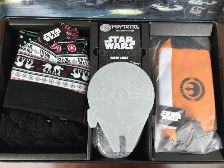 Loot Crate Star Wars Limited Edition Box 2015 review