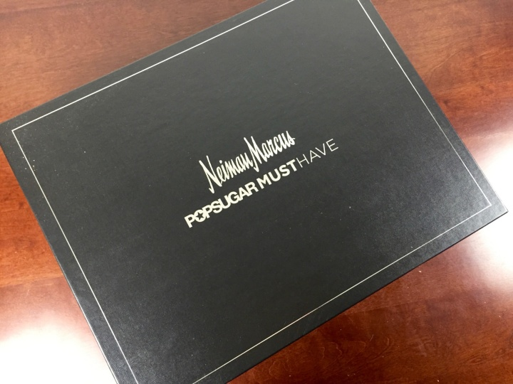 Neiman Marcus POPSUGAR Must Have 2015 Special Edition box