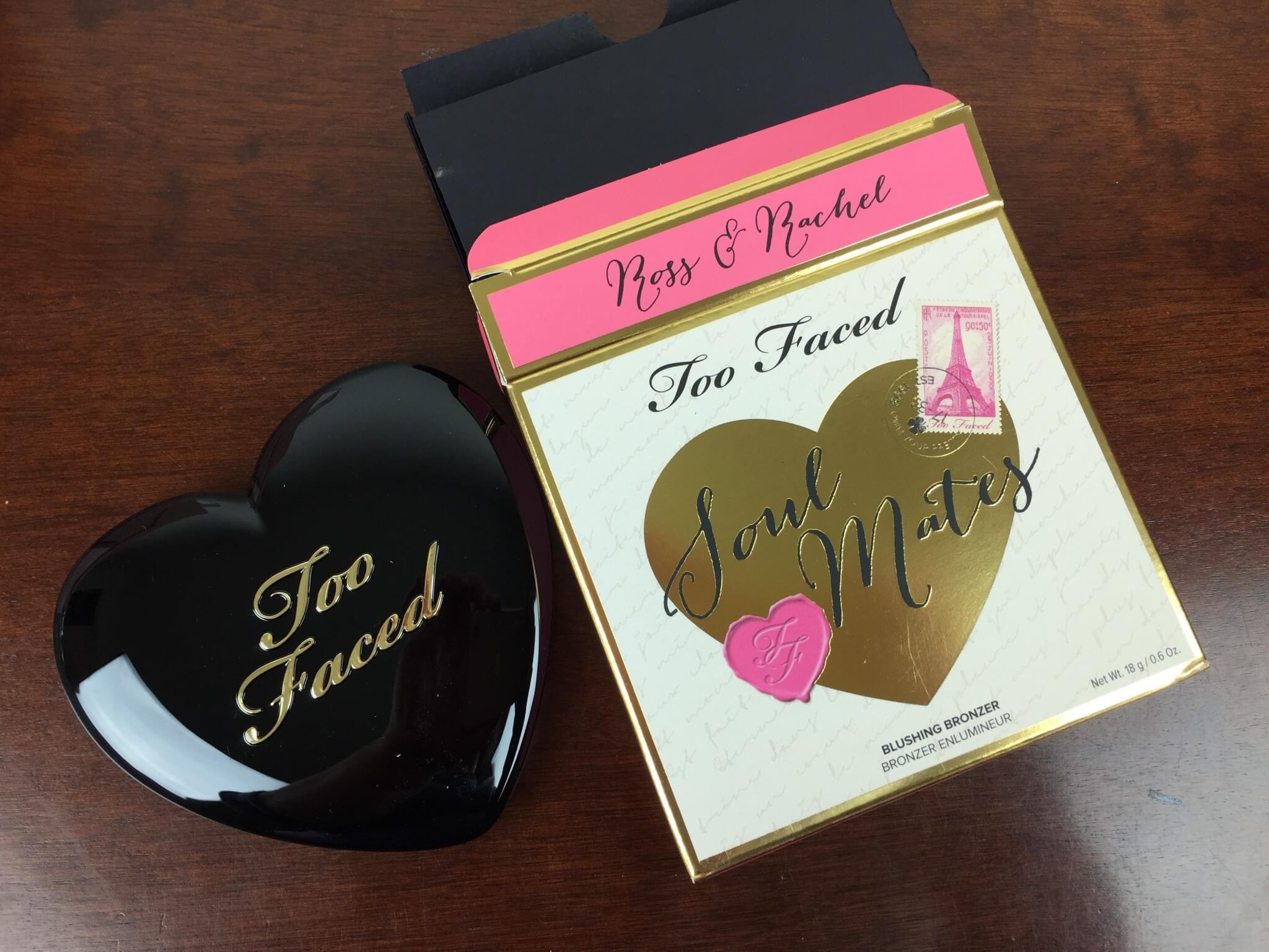 Too Faced Mystery Bag Review 2015 IMG_1598