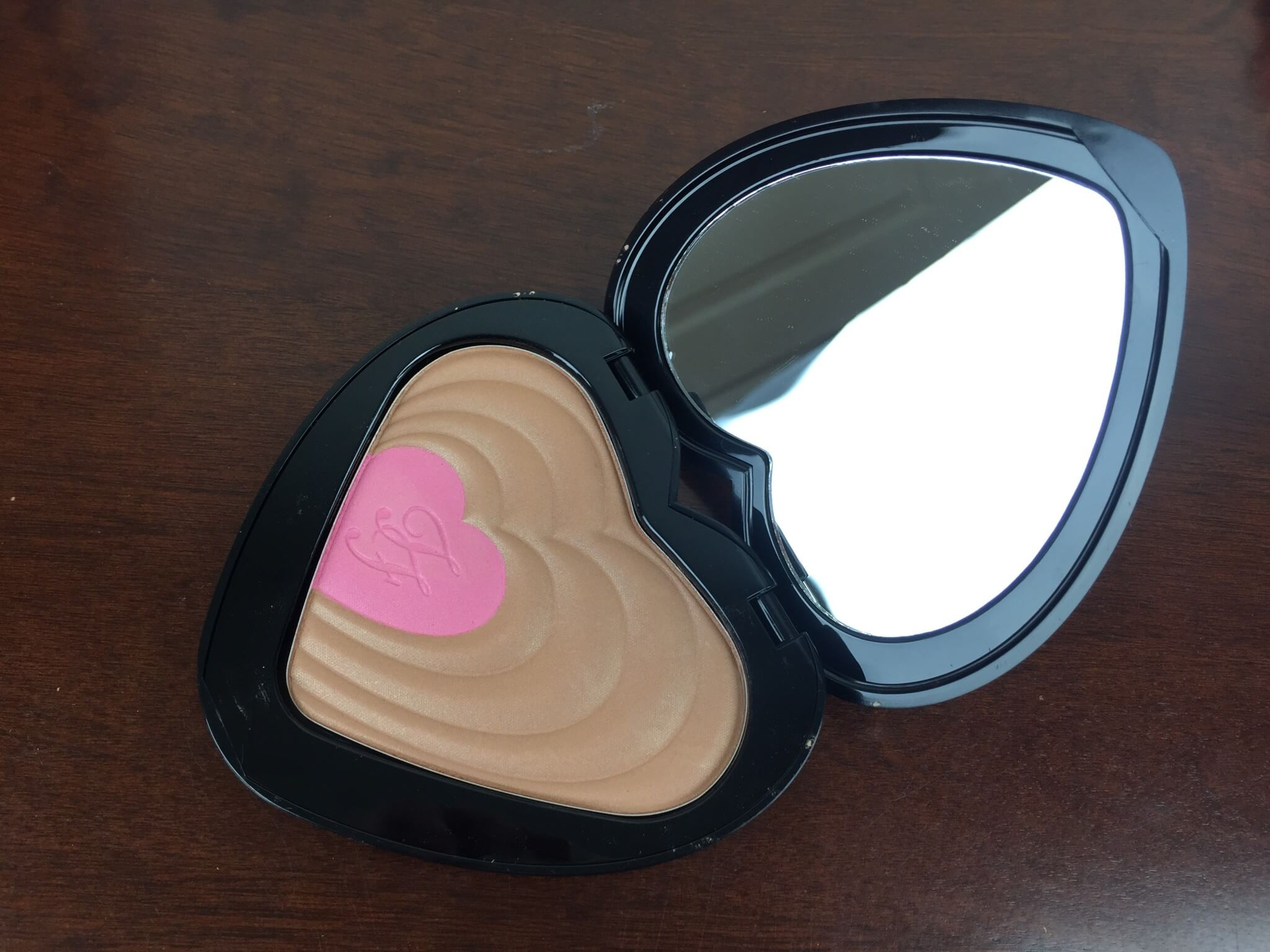 Too Faced Mystery Bag Review 2015 bronzer