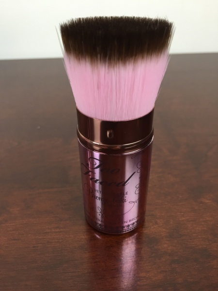 Too Faced Mystery Bag Review 2015 brush