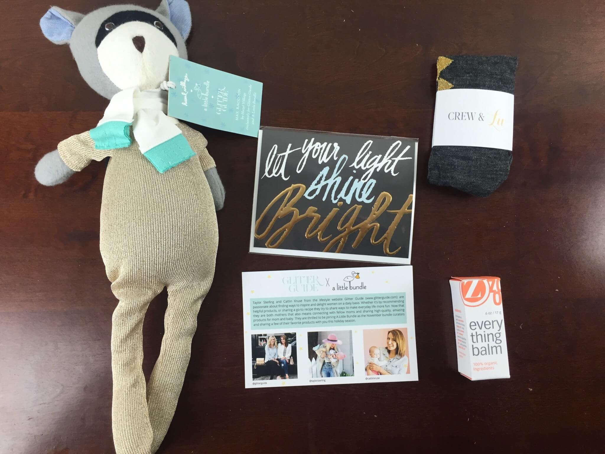 a little bundle november 2015 review