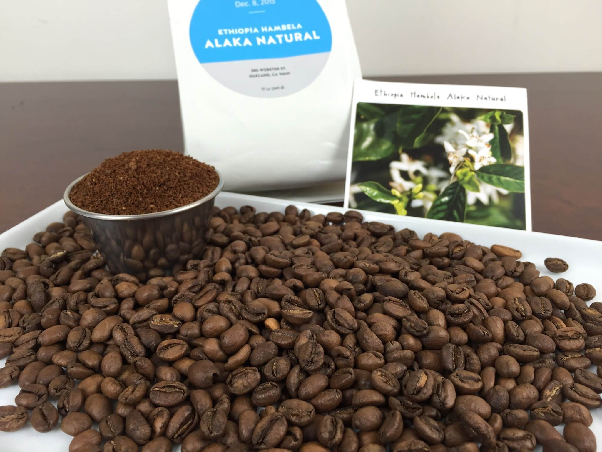Blue Bottle Coffee Review + Free Coffee Offer – December 2015