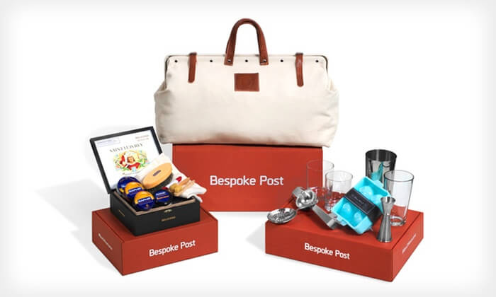Bespoke Post Coupon – 25% Off First Box Code!