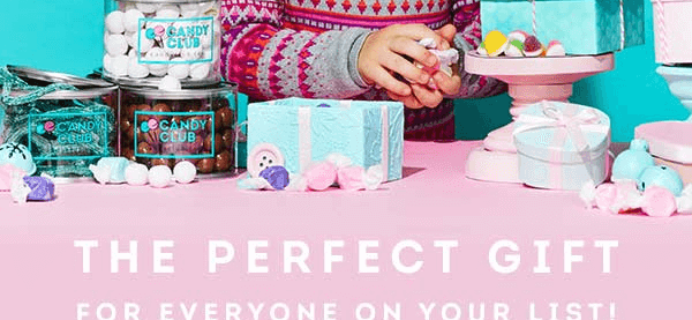 Candy Club Coupon Code – Save $20 On First Box! New Customization Options Too!