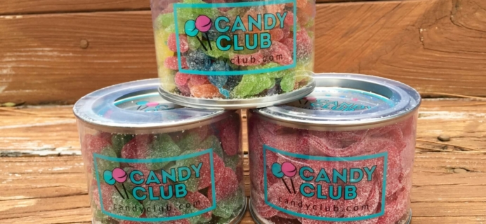 Candy Club December 2015 Subscription Box Review & $20 Coupon