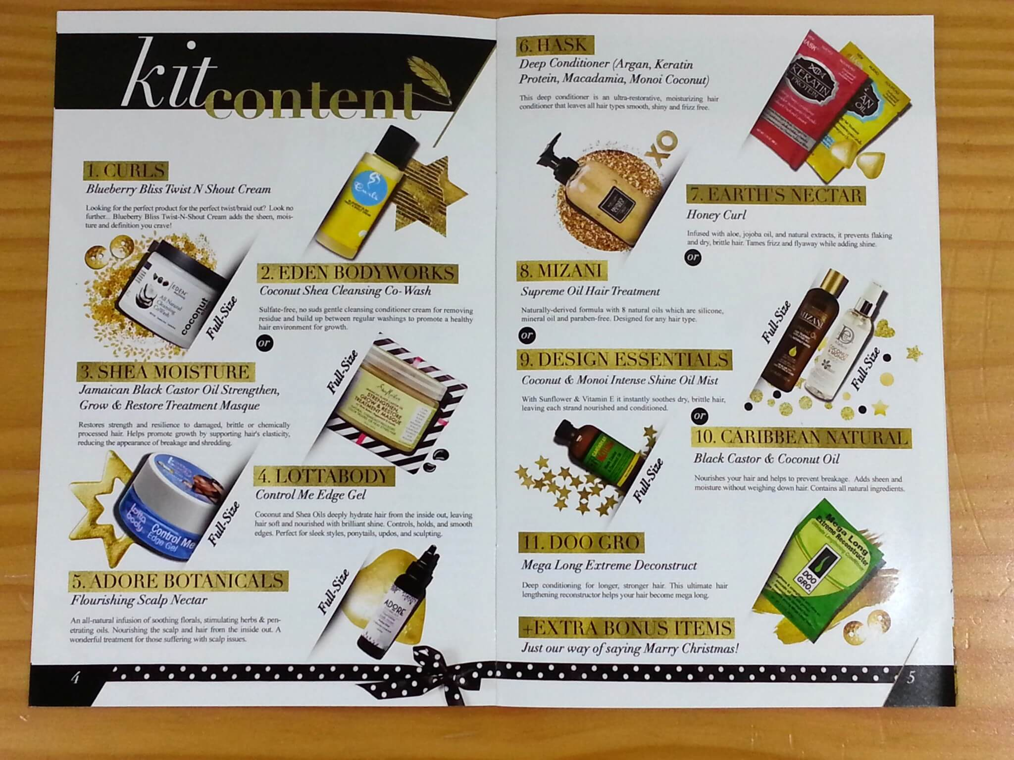 curlkit december 2015 booklet
