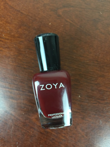 fabfitfun winter 2015 zoya nail polish