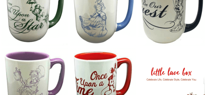 Last Chance: Free Disney Mug With Annual Serendipity by LLB Subscription!