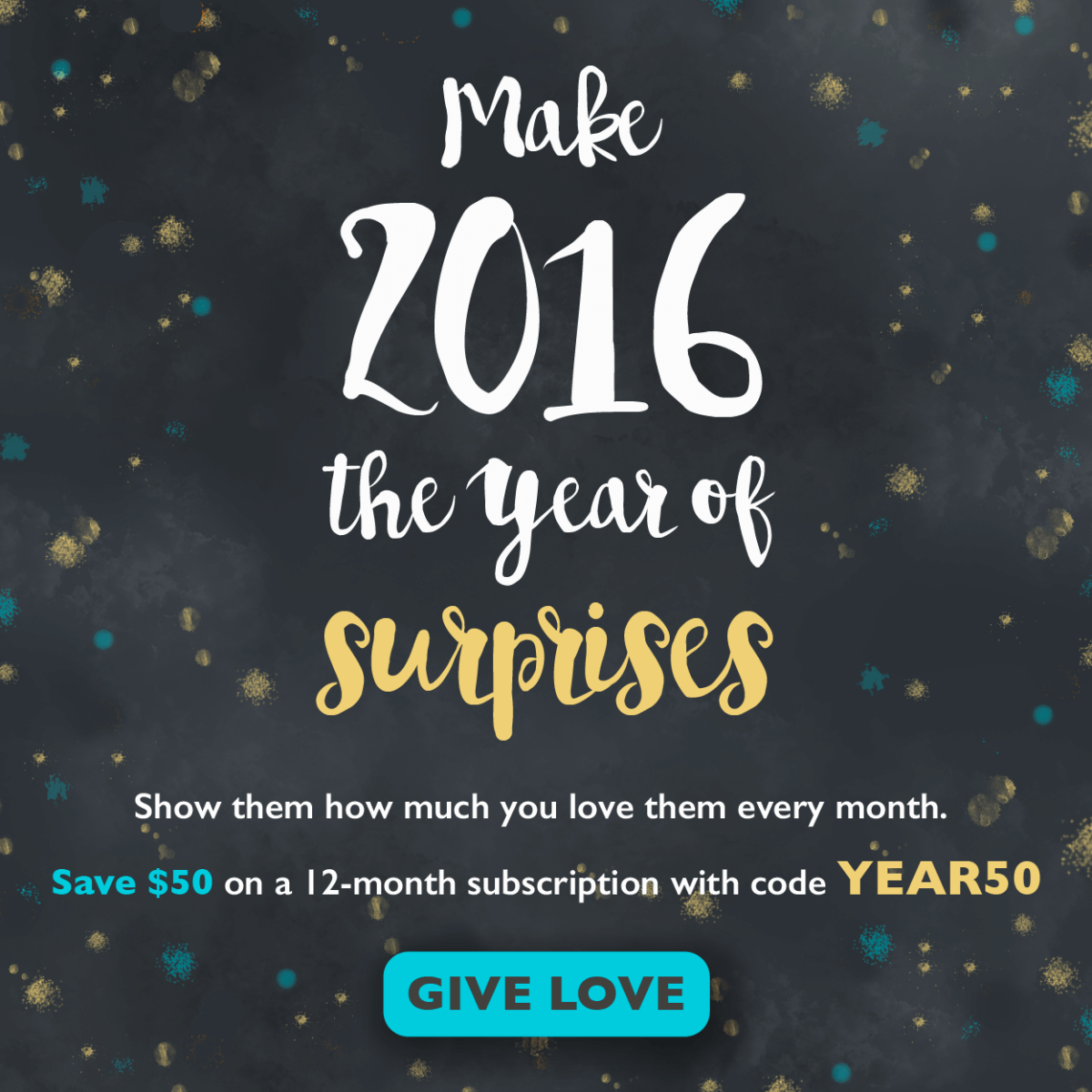 Surprise Ride Coupon – Save $50 on Annual Subscriptions!