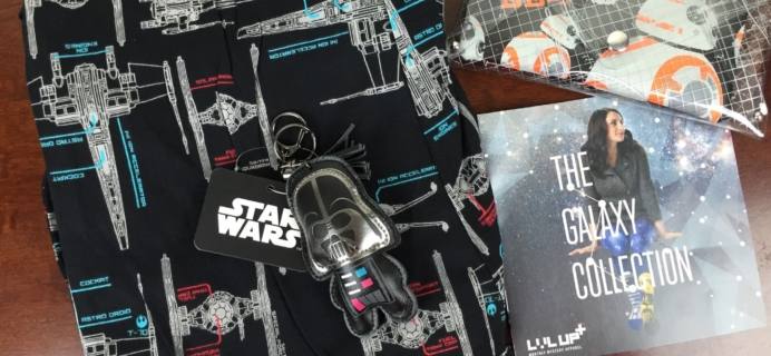 Level Up by Loot Crate December 2015 Review & Coupons – GALAXY