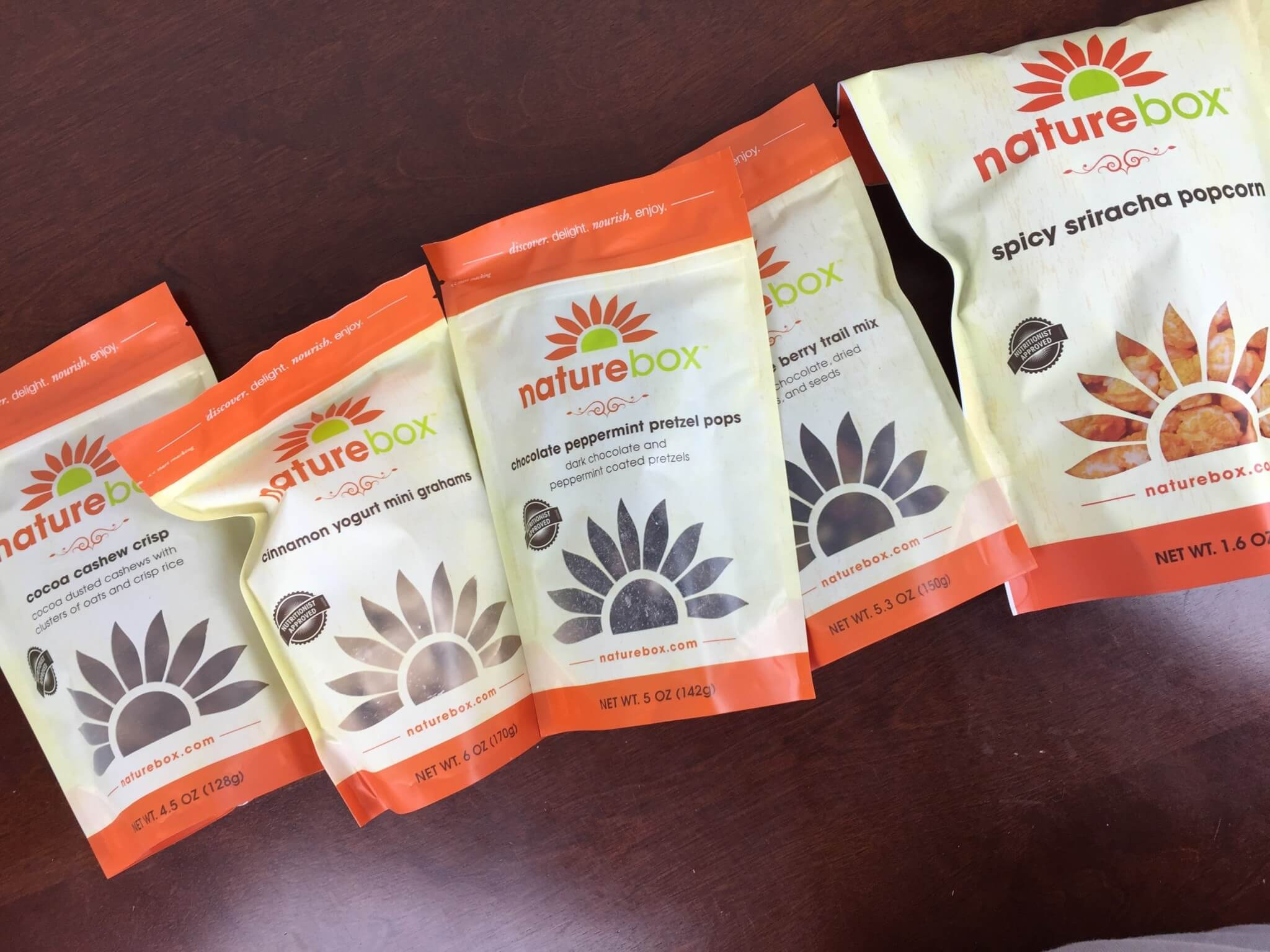 NatureBox January 2016 Subscription Box Review & 50% Off Coupon