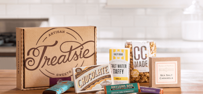 Treatsie Gift Subscriptions 35% Off – Two Days Only!