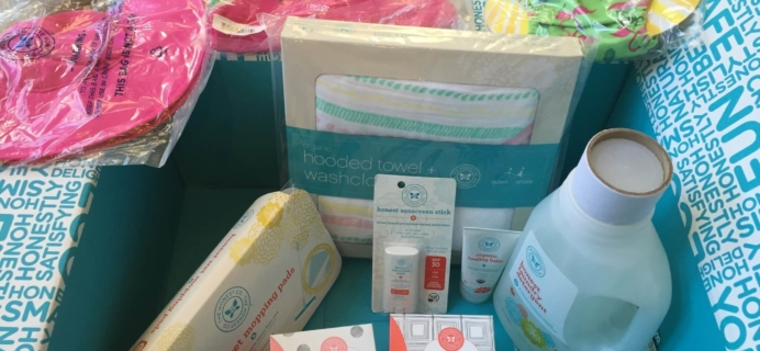 Honest Company Essentials Bundle Review & $10 Coupon + New Honest Products!