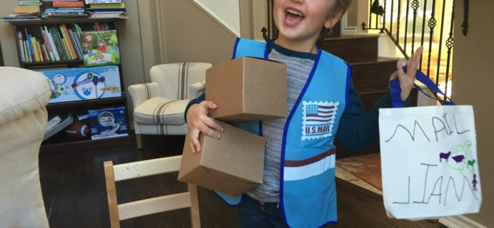January 2016 Little Thinker Box Subscription Box Review