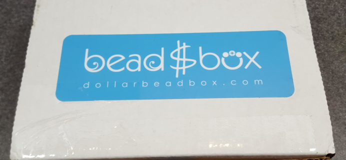 Dollar Bead Box Subscription Box Review – January 2016