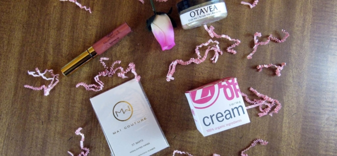 LaRitzy Subscription Box Review & Coupon – January 2016