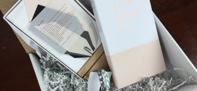 Aster Market January 2016 Subscription Box Review