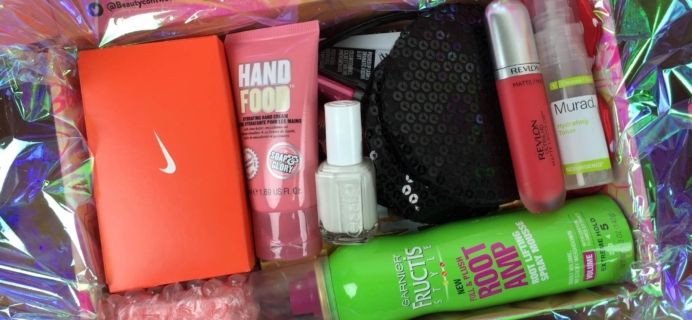Beautycon BFF Winter 2016 Subscription Box Review