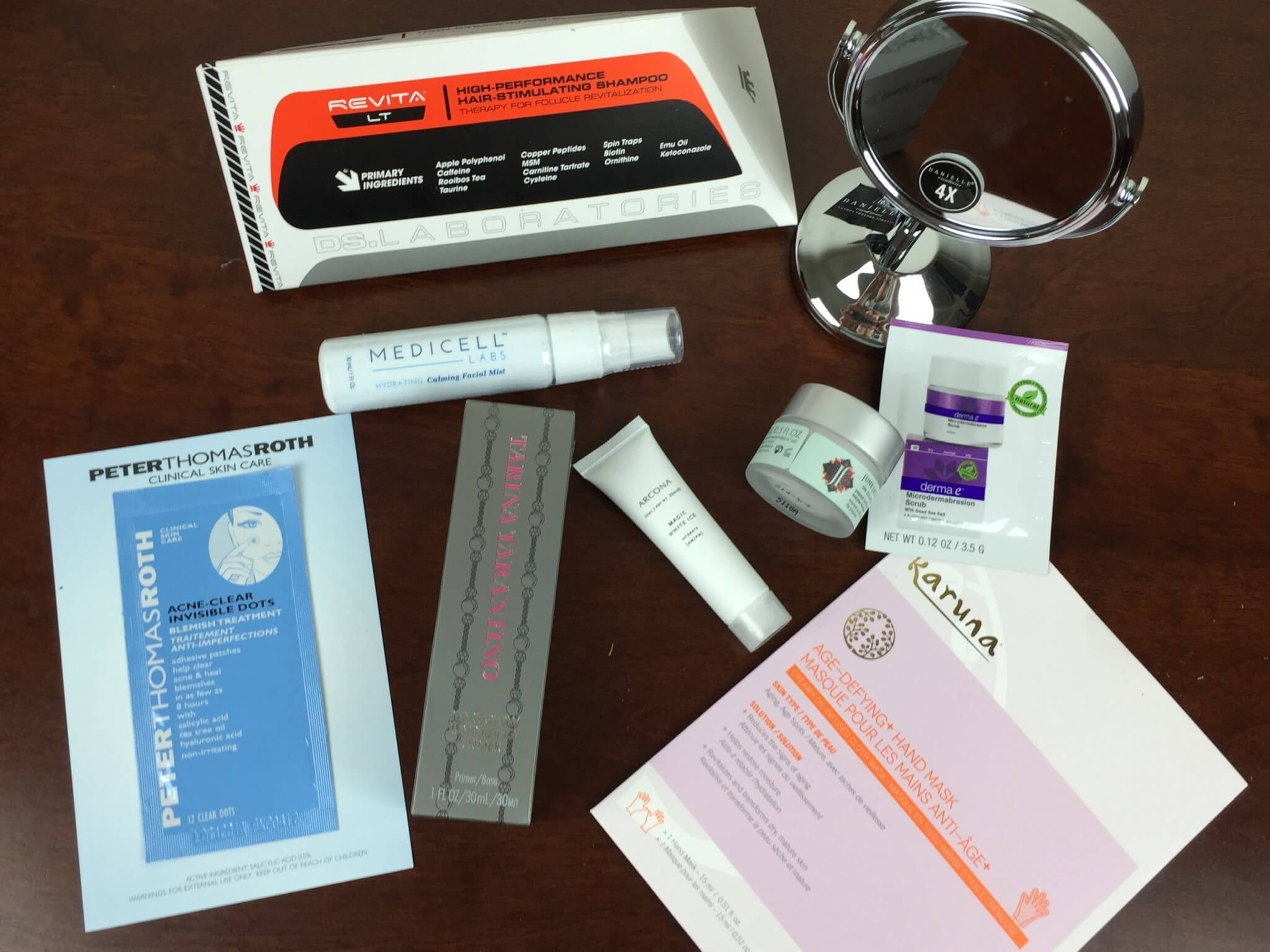 January 2016 BeautyFIX Subscription Box Review + 50% Off Coupon