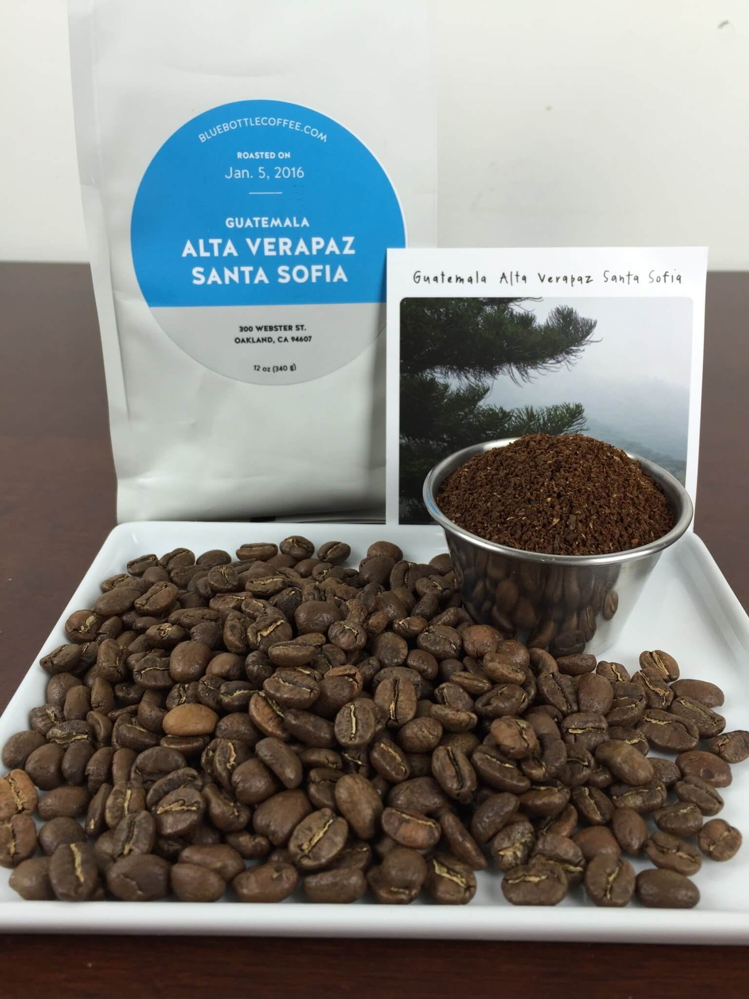 January 2016 Blue Bottle Coffee Review + Free Coffee Coupon