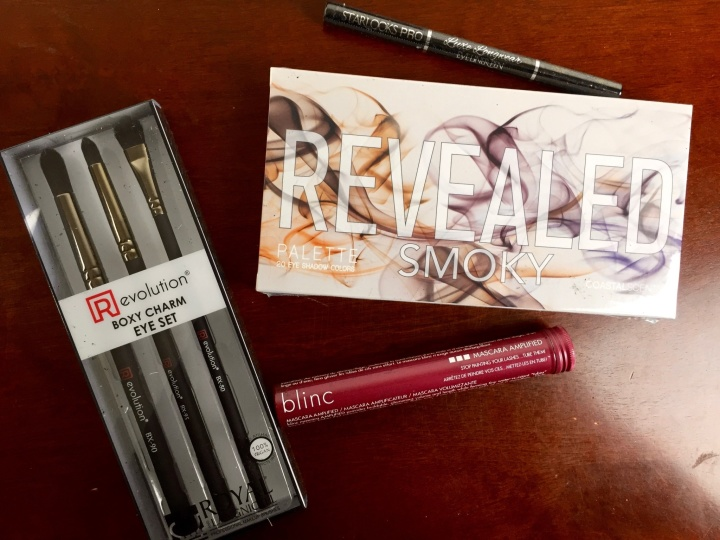 boxycharm january 2016 review