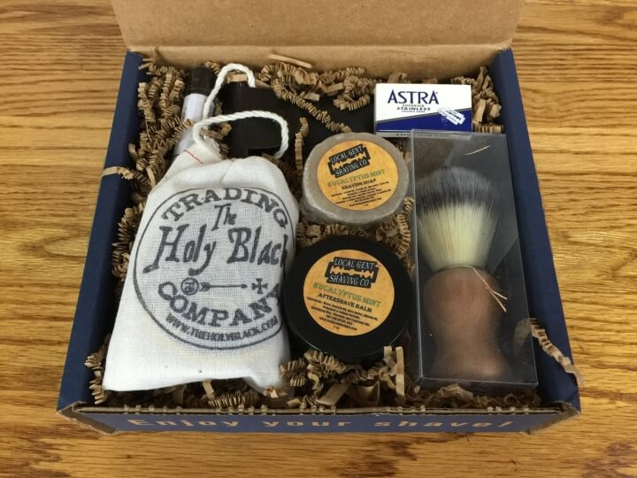 Chisel Shave Club January 2016 Subscription Box Review + Coupon